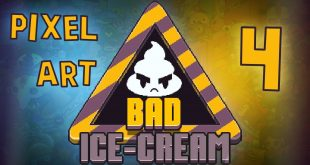 Bad Ice Cream 4 • Play Bad Ice Cream Games Unblocked Online for Free