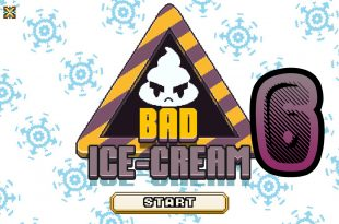 Bad Ice Cream 6 • Play Bad Ice Cream Games Unblocked Online for Free