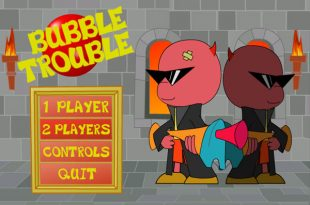 Bubble Trouble • Play Bubble Trouble Unblocked Game Online for Free