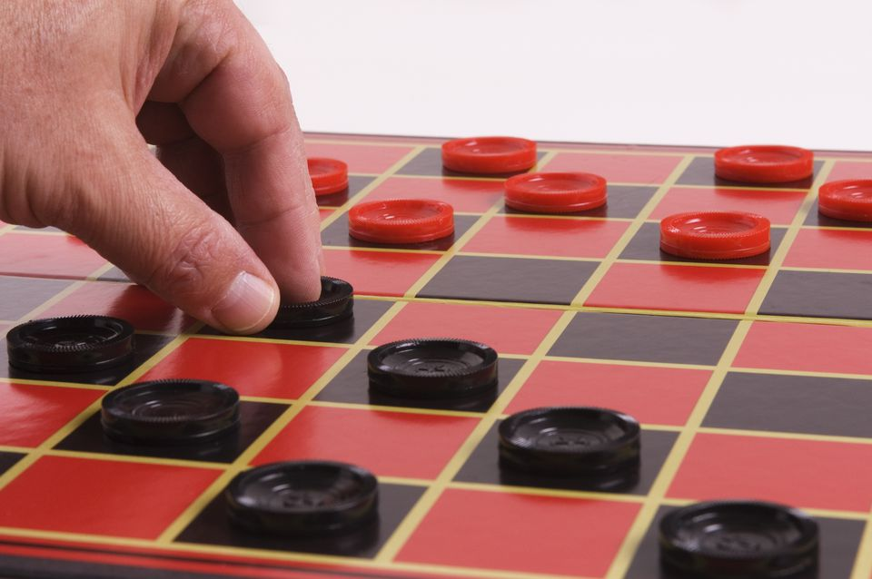 Checkers • Play Checkers Game Online for Free Unlimited Image