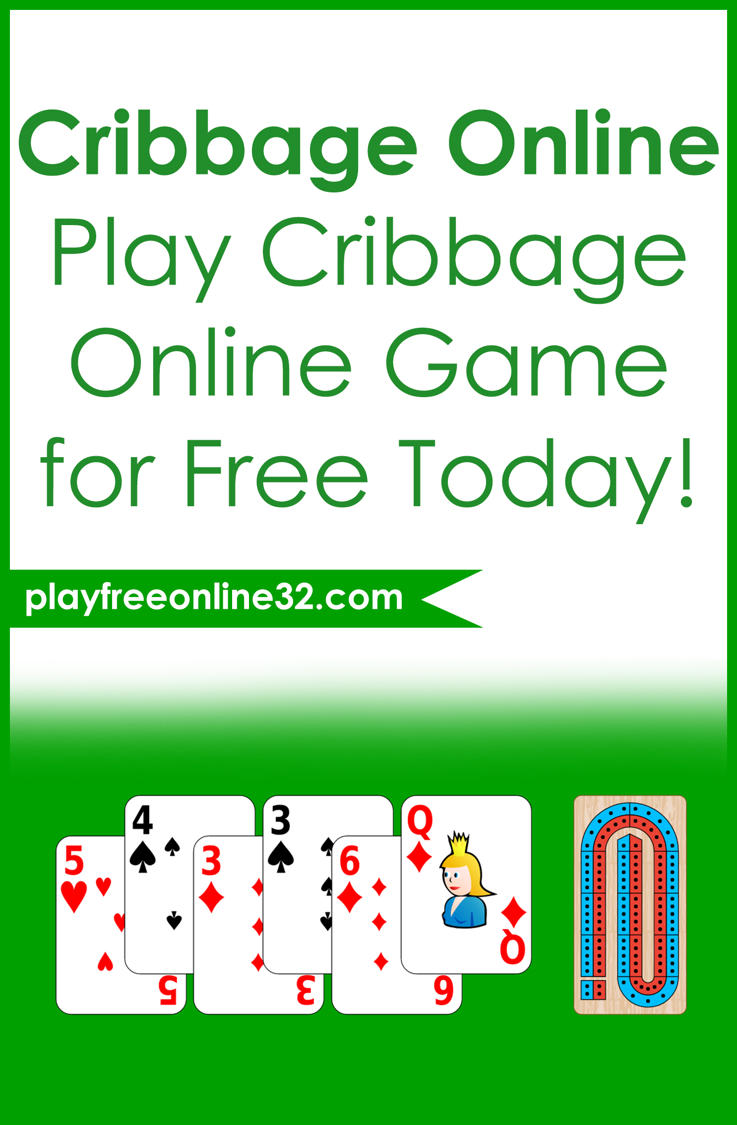 Free Online Four Of Wands Card: Cribbage • Play Cribbage Game Online For Free Today