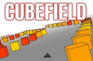 Cubefield • Play Cubefield Unblocked Game Online for Free
