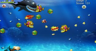 Fish Eat Fish • Play Fish Eat Fish Game Unblocked Online for Free