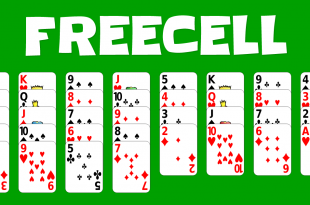 FreeCell Solitaire • Play FreeCell Solitaire Unblocked Online Game Free