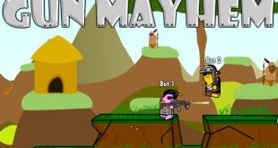 Gun Mayhem • Play Gun Mayhem Unblocked Online Game for Free