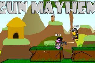 Gun Mayhem • Play Gun Mayhem Unblocked Online Game for Free