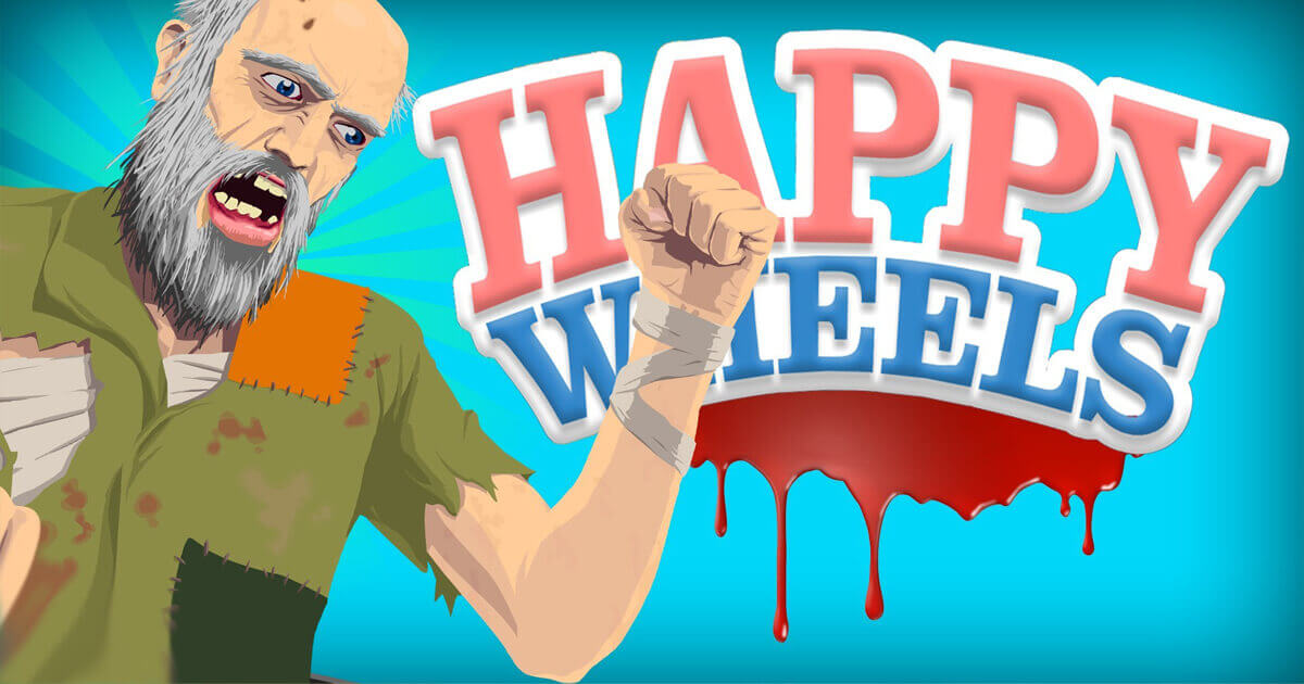 Happy Wheels • Play Happy Wheels Full Version Game Online for Free