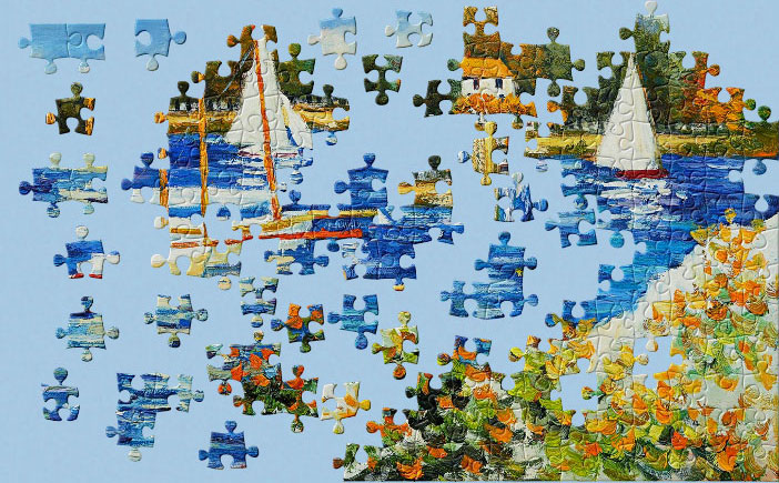 Daily Jigsaw - Play Online Game and Free Online Puzzle ...