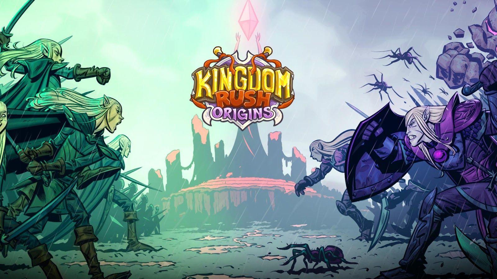 Kingdom Rush • Play Kingdom Rush Game Online for Free