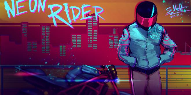 Neon Rider Online