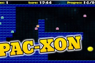 Pacxon • Play Pacxon Unblocked Game for Free Online