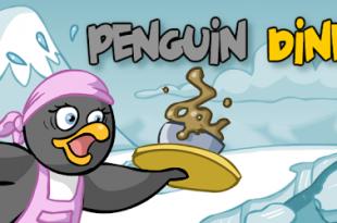 Penguin Diner • Play Penguin Diner Unblocked Game for Free Online