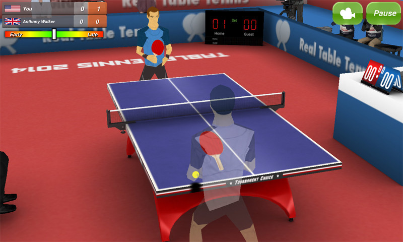 Ping Pong Online • Play Ping Pong Game Online for Free