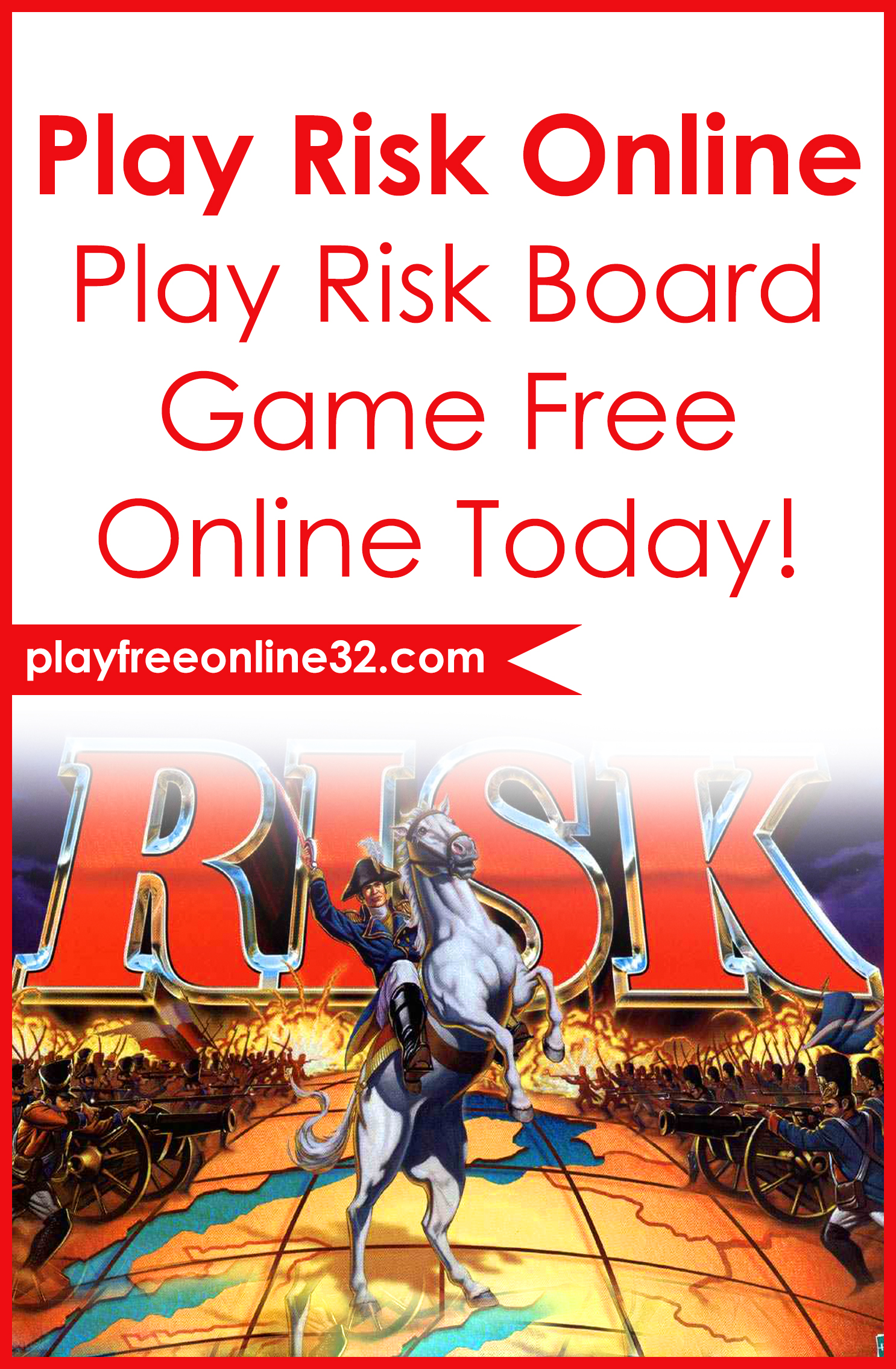 Play Risk Online • Play Risk Board Game Free Online Today!