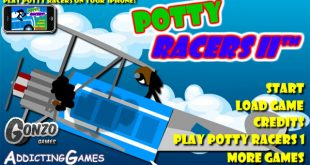 Potty Racers • Play Potty Racers 1 Game Unblocked Online for Free