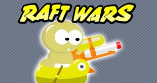Raft Wars • Play Raft Wars Unblocked Game for Free Online