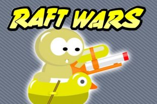 Raft Wars • Play Raft Wars Unblocked Game for Free Online