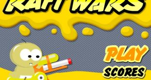 Raft Wars 3 • Play Raft Wars Games Unblocked for Free Online