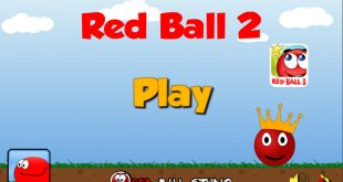 Red Ball 2 • Play Red Ball Games Unblocked Online for Free