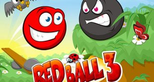 Red Ball 3 • Play Red Ball Games Unblocked Online for Free