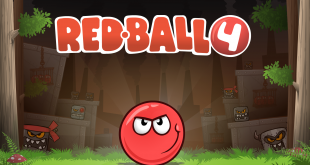Red Ball 4 • Play Red Ball Games Unblocked Online for Free
