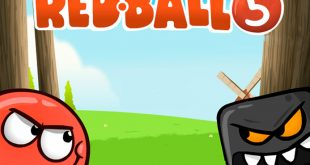 Red Ball 5 • Play Red Ball Games Unblocked Online for Free