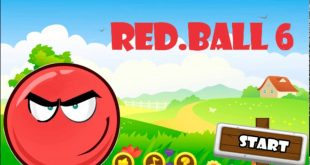Red Ball 6 • Play Red Ball Games Unblocked Online for Free