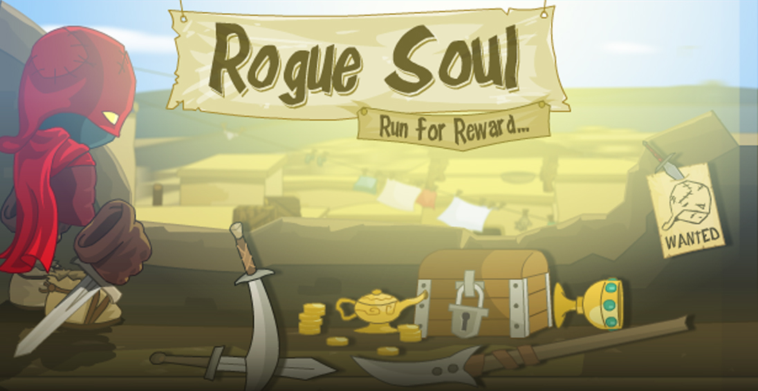 Rogue Soul • Play Rogue Soul Game Online for Free
