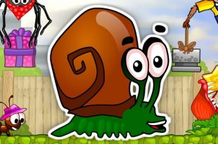 Snail Bob • Play Snail Bob Games Unblocked Online for Free