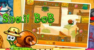 Snail Bob 3 • Play Snail Bob Games Unblocked Online for Free