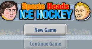 Sports Heads Hockey • Play Hockey Heads Unblocked Game Online Free