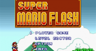 Super Mario Flash • Play Super Mario Flash Unblocked Game Online Free