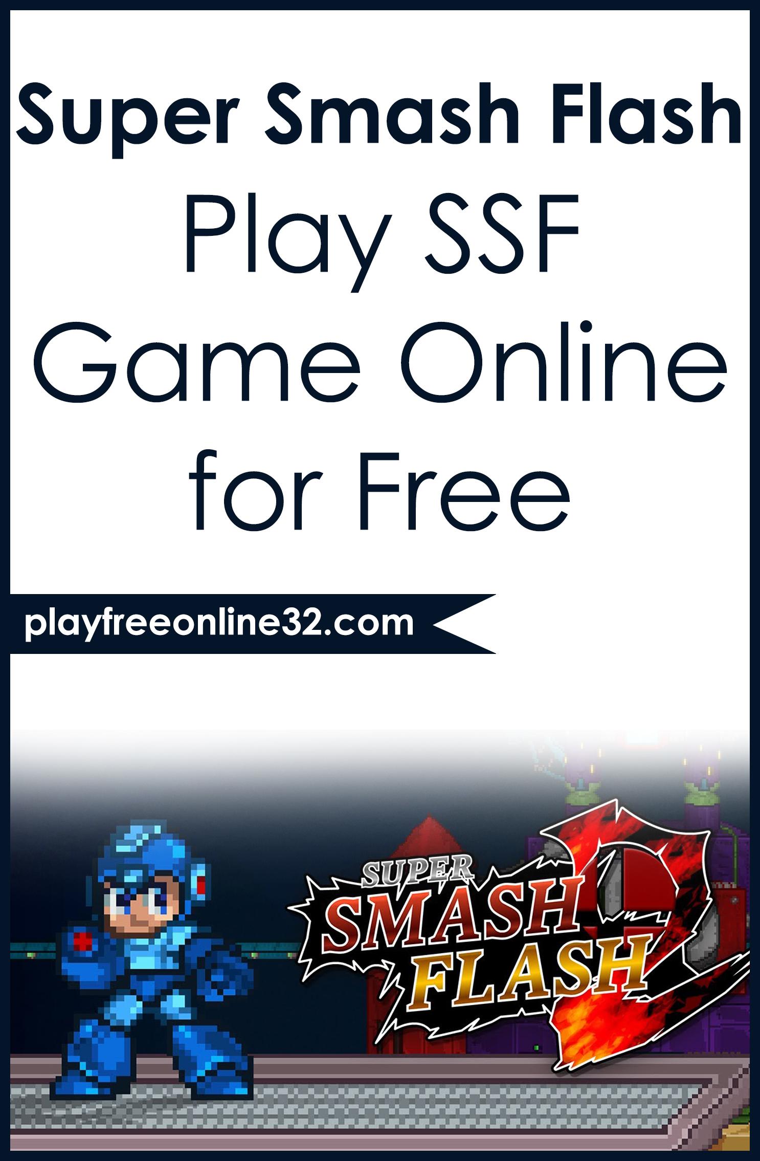 Super Smash Flash • Play SSF Game Online for Free Pinterest