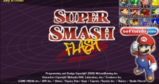Super Smash Flash • Play SSF Game Online for Free cover
