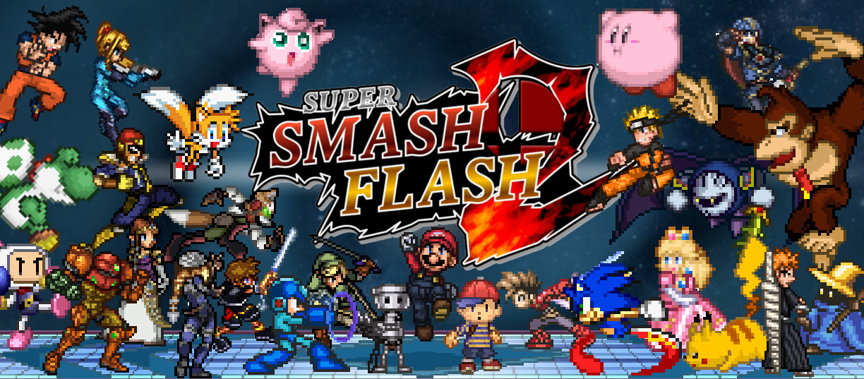 Super Smash Flash 2 • Play SSF2 Game Online for Free