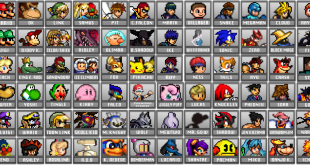 Super Smash Flash 3 • Play Super Smash Flash Games Unblocked Online
