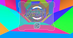 Tunnel Rush • Play Tunnel Rush Game Unblocked Online for Free