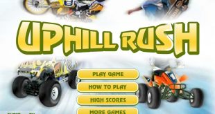 Uphill Rush • Play Uphill Rush Games Online for Free
