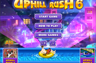 Uphill Rush 6 • Play Uphill Rush Games Unblocked Online for Free
