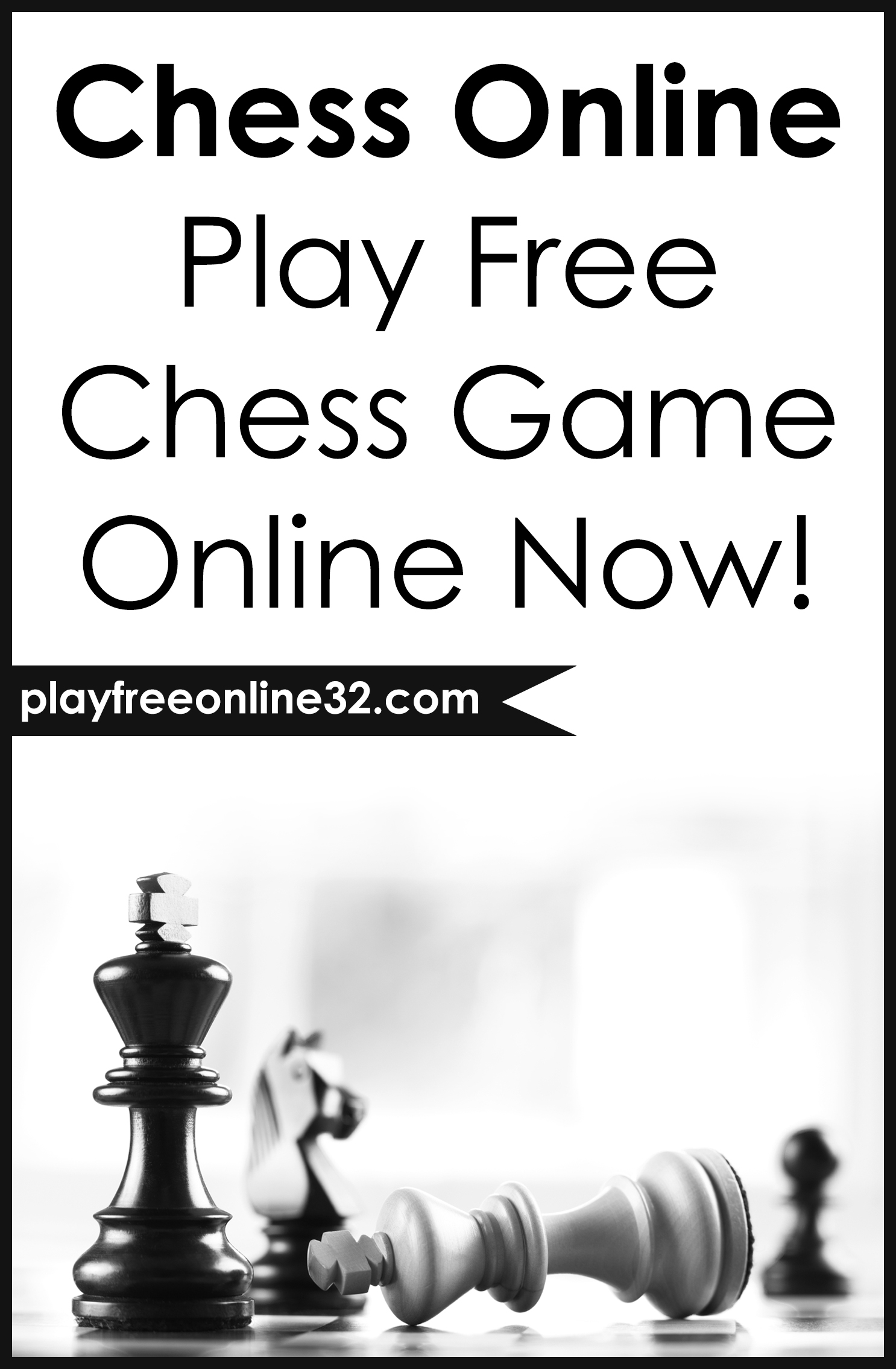 Chess Online • Play Free Chess Game Online Now!