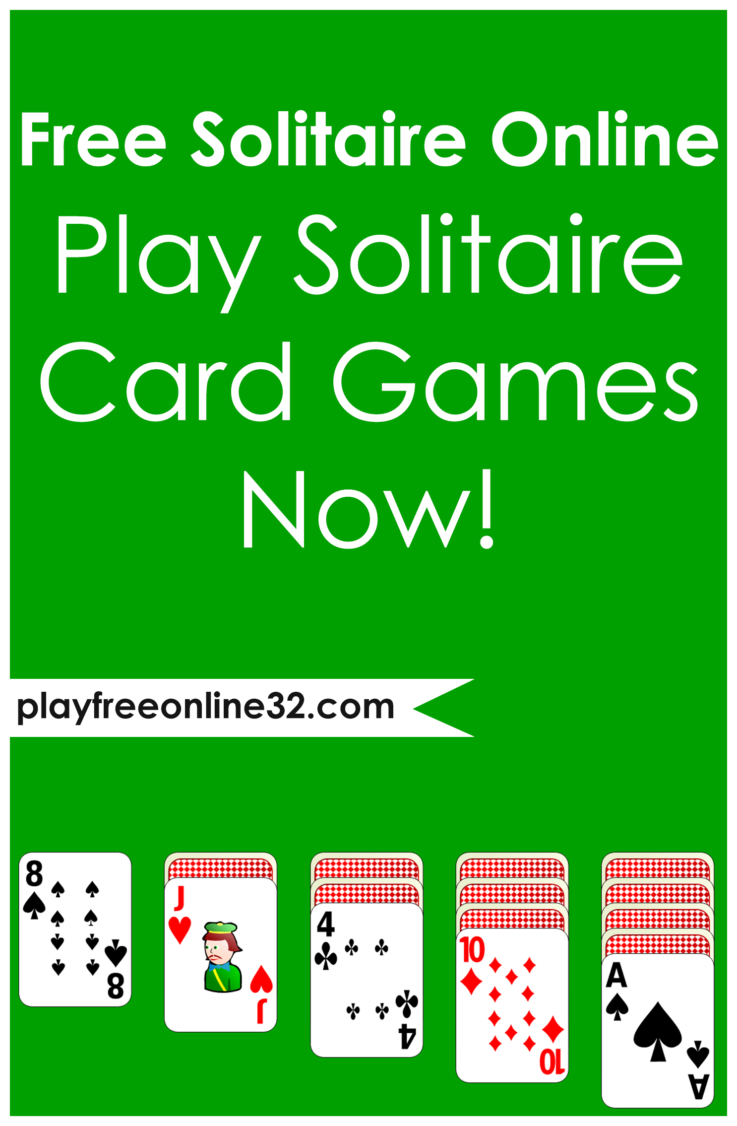 Free Solitaire Online • Play Solitaire Card Games Now!