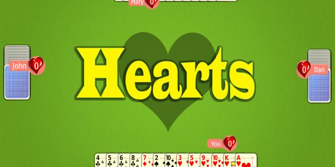 Hearts Online Spielen Kostenlos