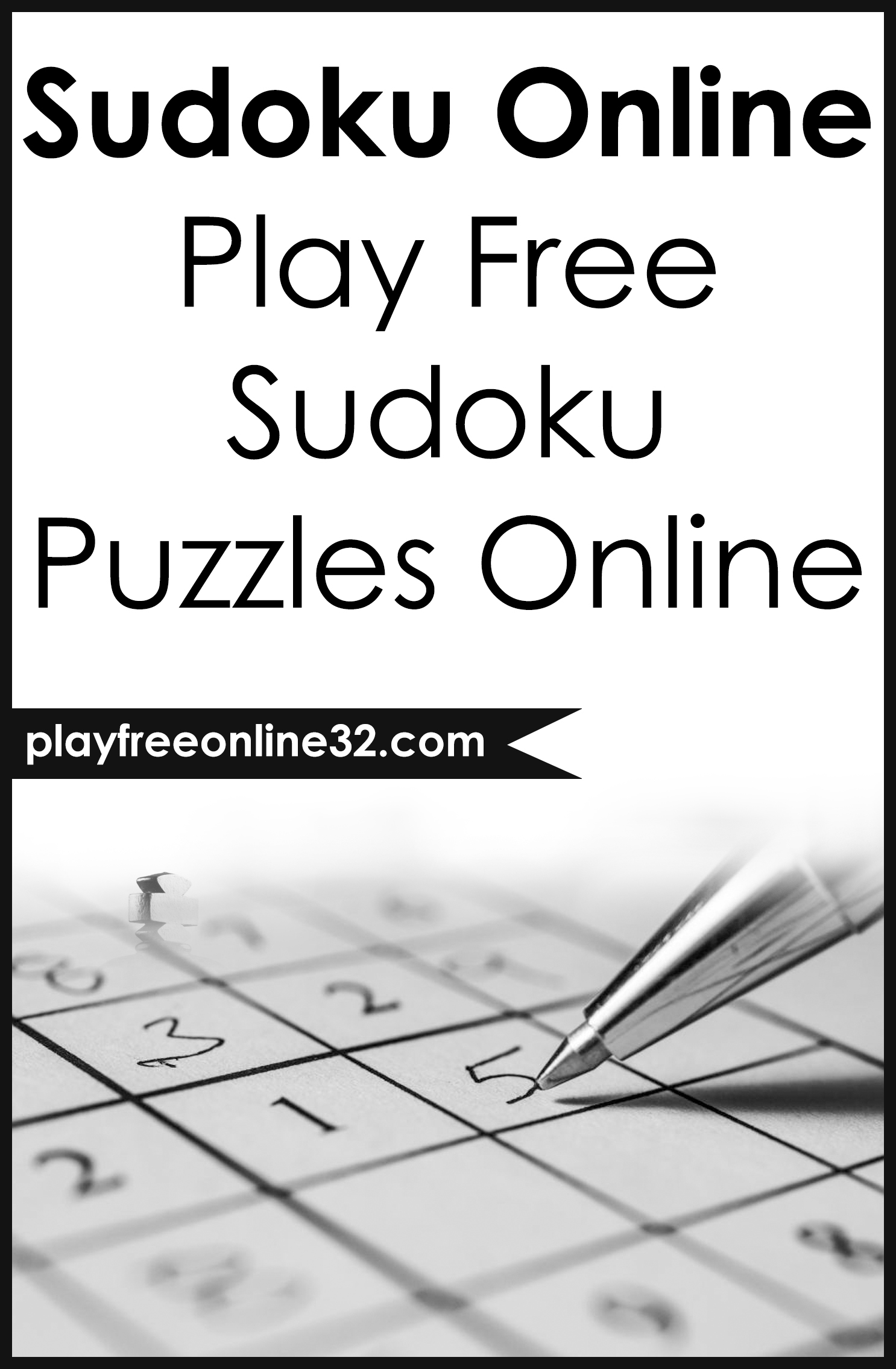 how to solve sudoku puzzles online